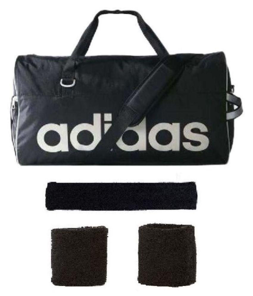 b2e27262d4 Adidas Medium P.U. Gym Bag - Buy Adidas Medium P.U. Gym Bag Online at Low  Price - Snapdeal