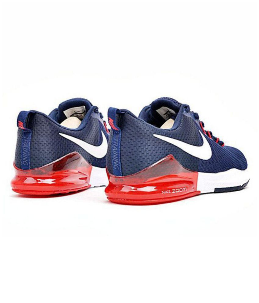 sale retailer b4980 c8409 ... czech nike zoom train action navy training shoes 860e9 705a2