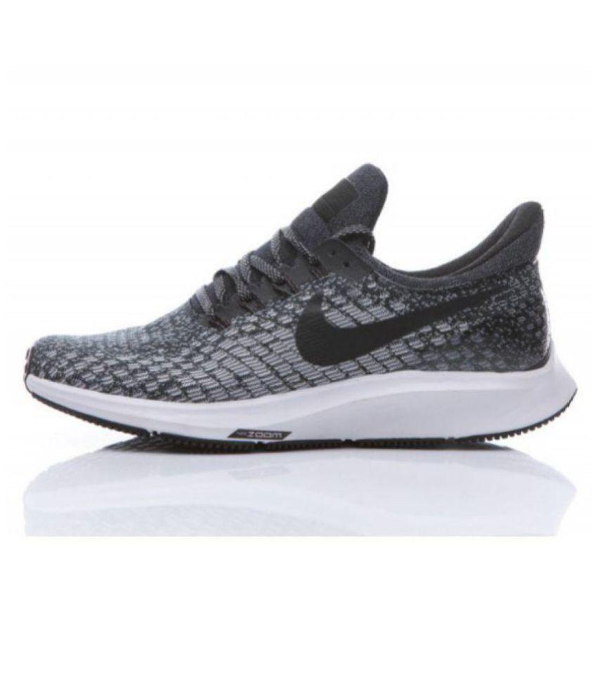 Nike AIR ZOOM PEGASUS 35 Grey Running Shoes - Buy Nike AIR ZOOM ... f58f75ca2