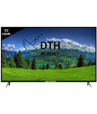 Nacson NS32HD4DTH 80 cm   32   HD Ready  HDR  LED Television With 1+2 Year Extended Warranty
