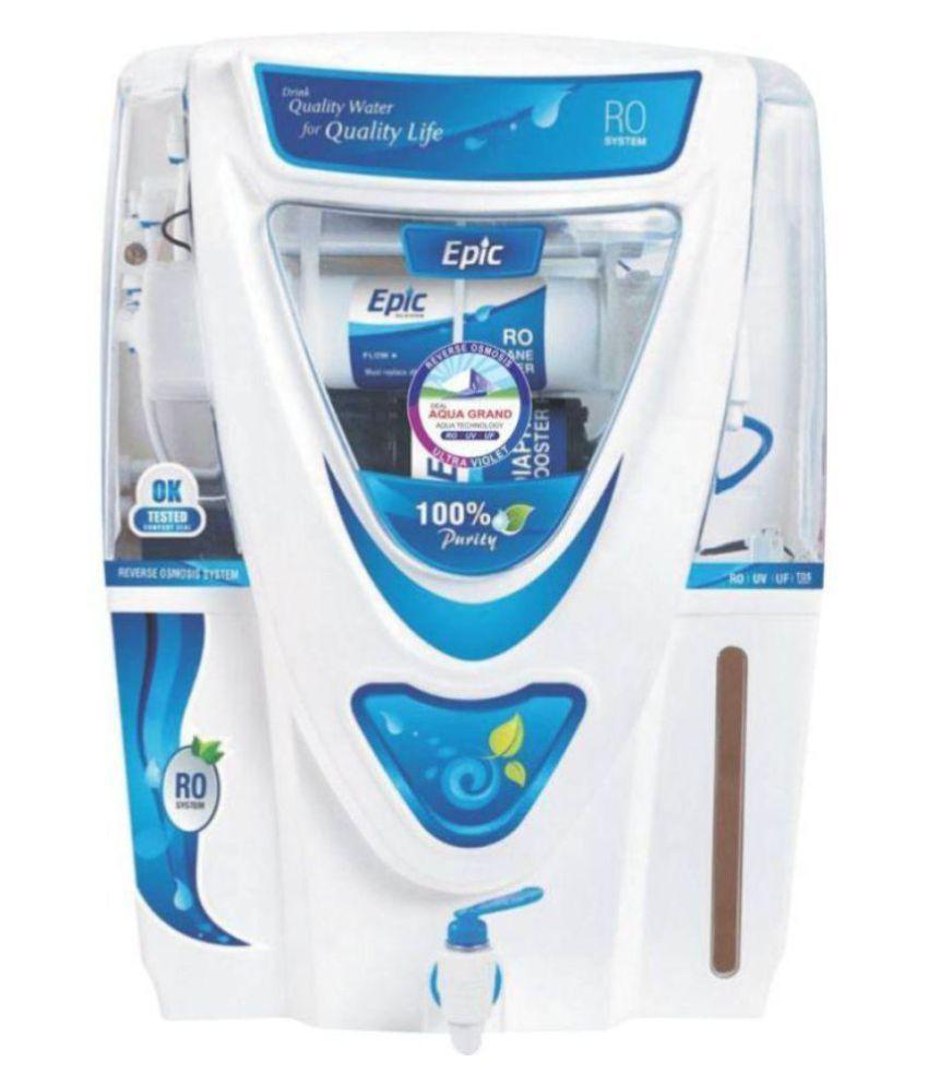 43a2251ec5c4d Aquagrand Deal Epic17 Ltr RO UV UF + TDS + Mineral Cartridge Price ...