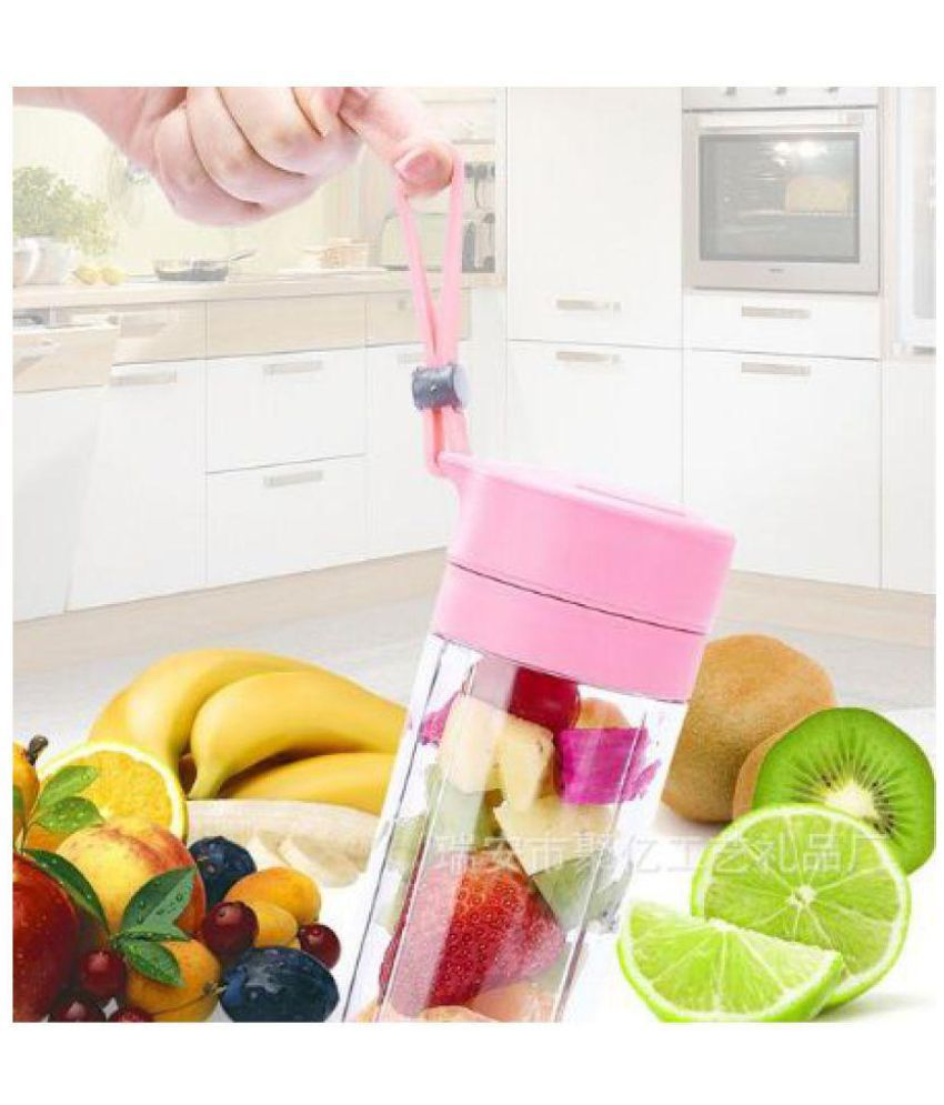 8e94024fae5 ... Water kudos Multi-functional USB Charging Juicer Cup Rechargeable Juice  Blender Portable Fruit Mixer