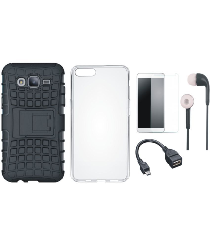 Samsung Galaxy J5 (2016) Cover Combo by Matrix