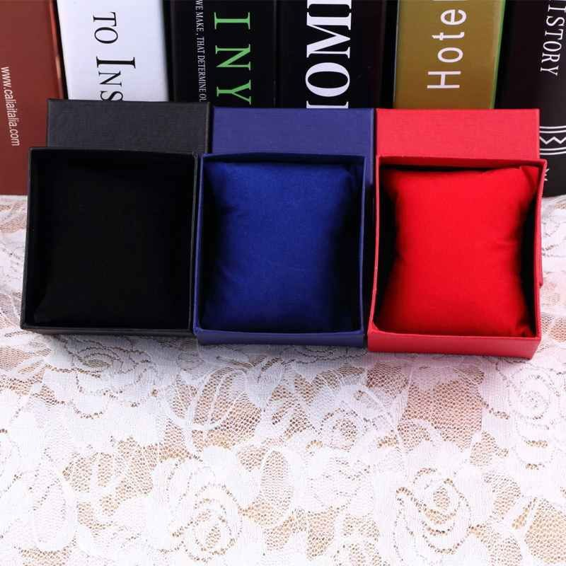 Unique Present Gift Boxes Case Bracelet Bangle Jewelry Watch Ring Earrings Storage Box