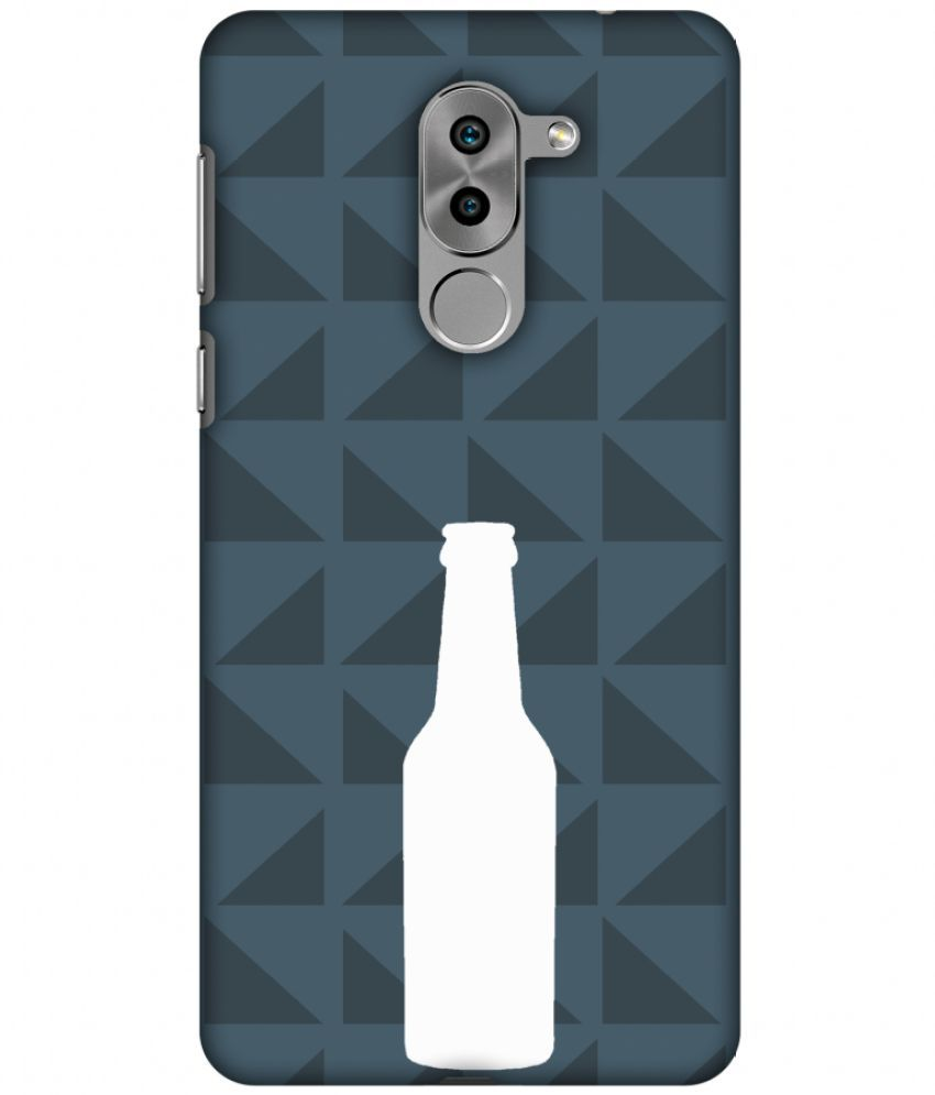 new concept cec7b 55353 Huawei Honor 6X Printed Cover By Amzer