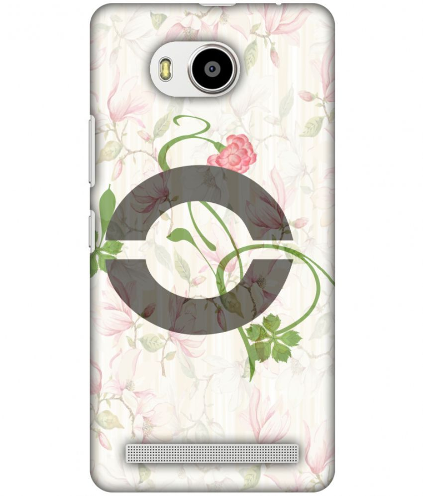 Lenovo A7700 Printed Cover By Amzer