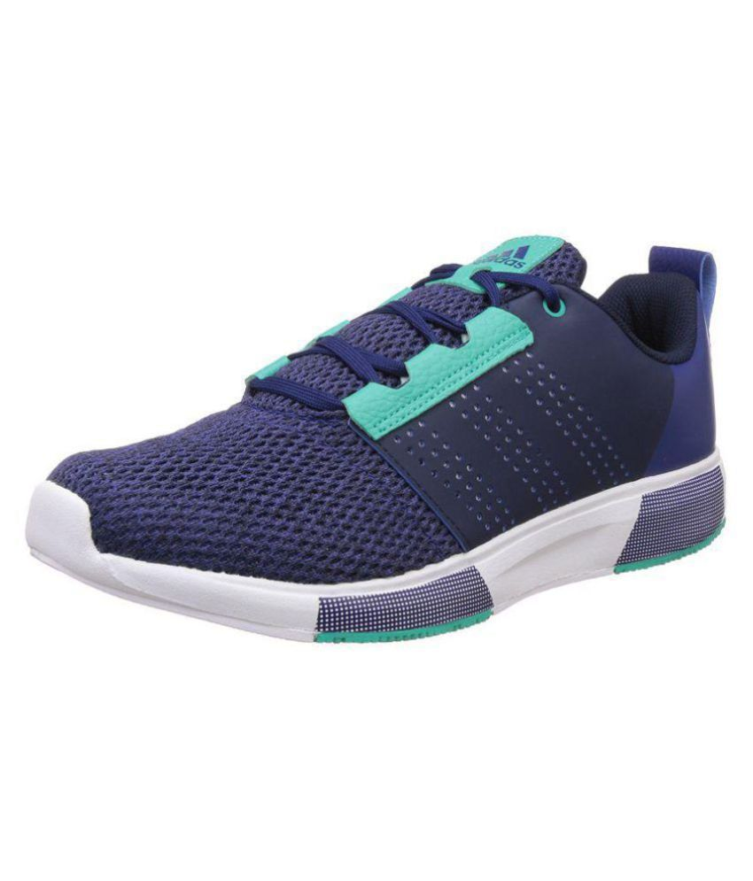 reputable site 716e5 3ca9c Adidas Madoru 2 M AQ6524 Blue Running Shoes - Buy Adidas Madoru 2 M AQ6524  Blue Running Shoes Online at Best Prices in India on Snapdeal