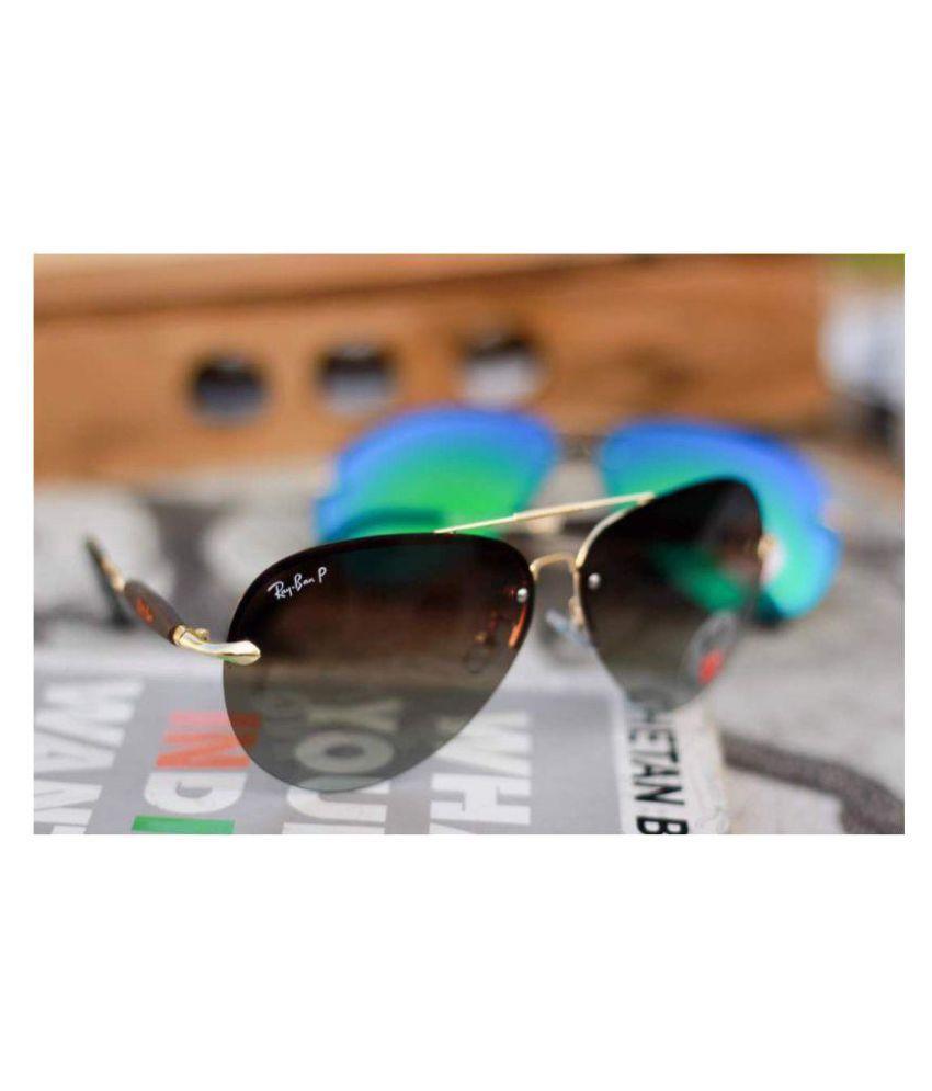 4e0272dfbb24b1 Ray-Ban Italy Black Aviator Sunglasses ( 3517 polarize brown shed golden )  - Buy Ray-Ban Italy Black Aviator Sunglasses ( 3517 polarize brown shed  golden ) ...