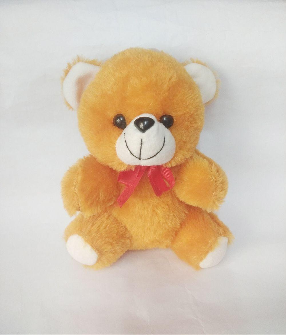 MS SONS & GIFT ARTS BROWN TEDDY (SET OF 1) Soft Stuffed Spongy Huggable ...