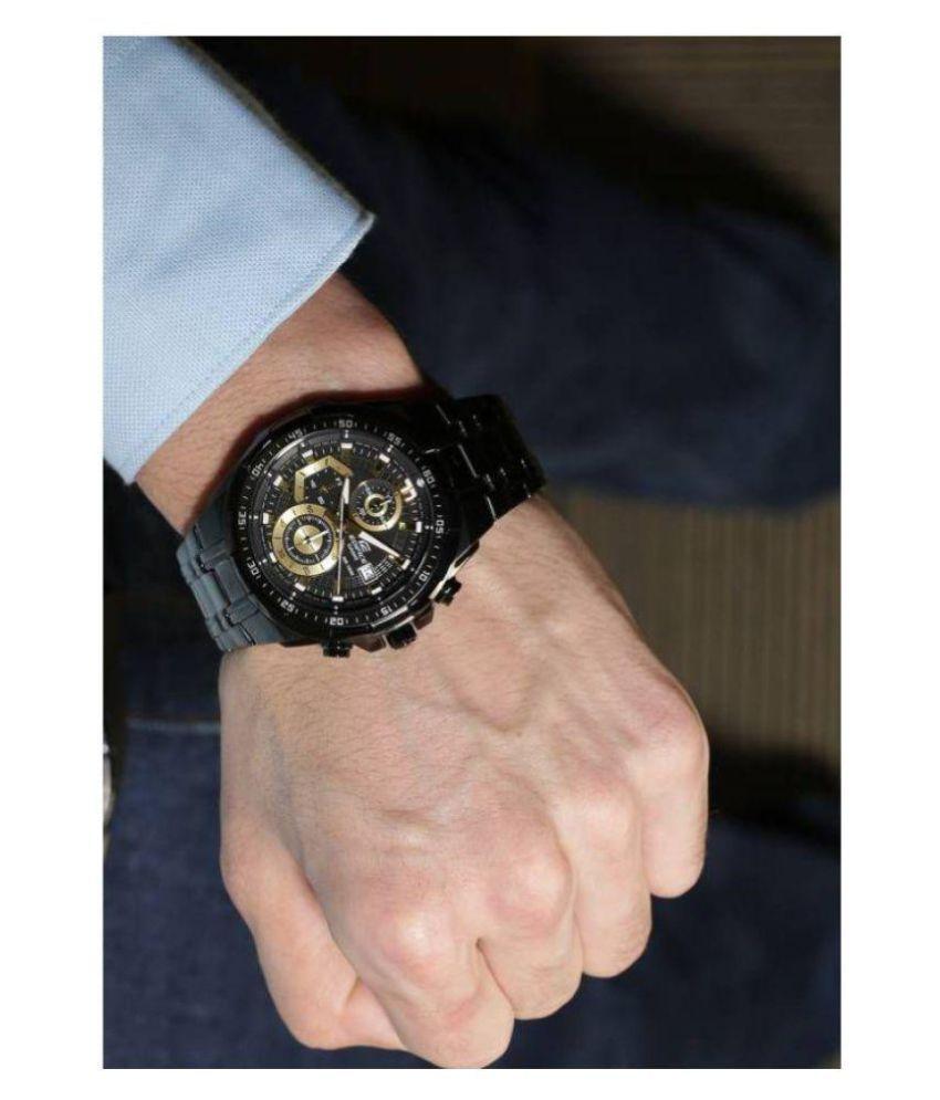 Men Fashion EX187 Black Metal Watch - Buy Men Fashion EX187 Black ... 6ee765140