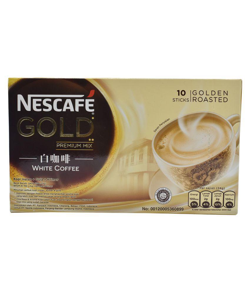 Tempat Jual Nescafe Gold White Coffee Terbaru 2018 Tas Fashion Import Ysbj4866black Instant Powder 240 Gm Buy