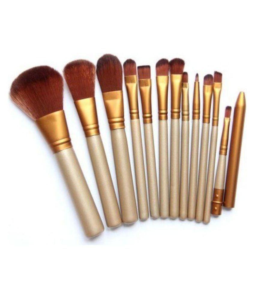 e31d5aebff mayu urban decay naked3 makeup brush set of 12 without storage box 1 gm:  Buy mayu urban decay naked3 makeup brush set of 12 without storage box 1 gm  at Best ...