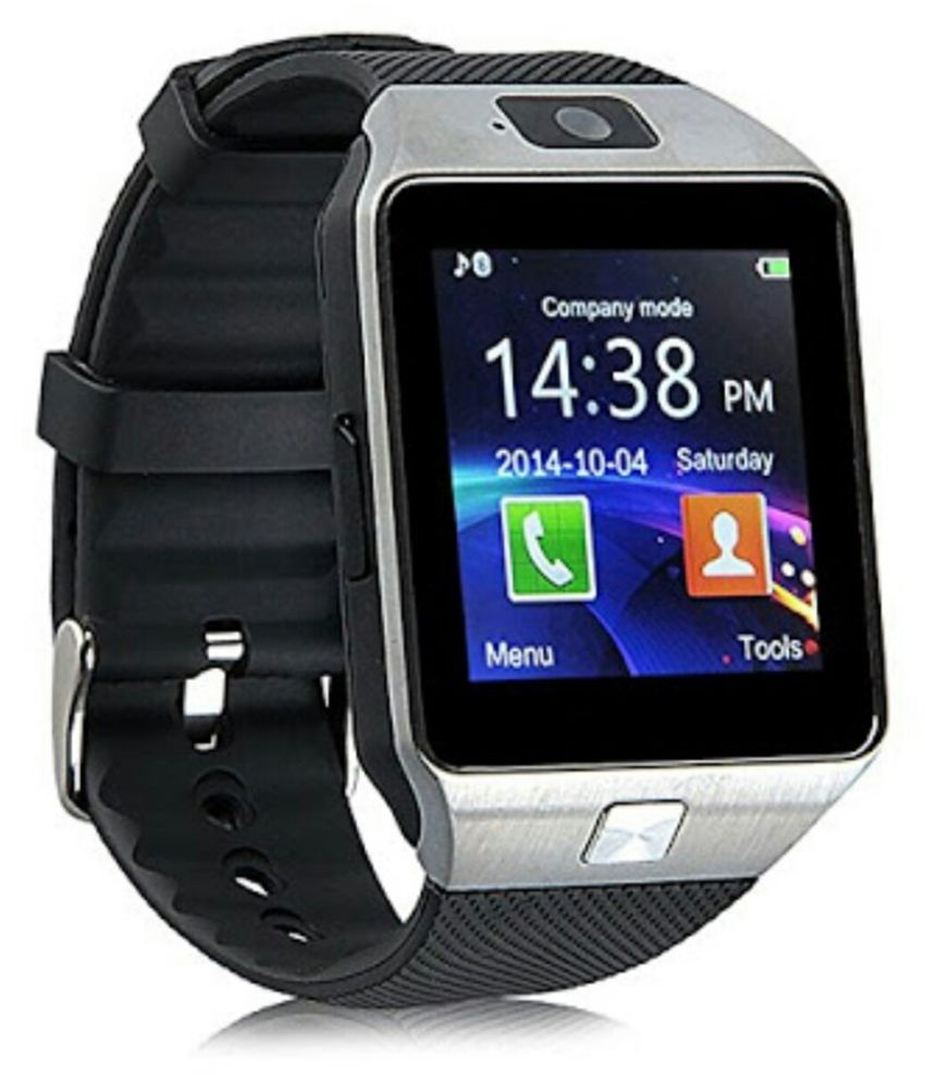 Bastex Smartwatch Suited Huawei Ascend Mate Dz09 Golden Smart Watches