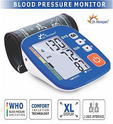Dr. Morepen BP-02 XL Automatic Digital BP Monitor