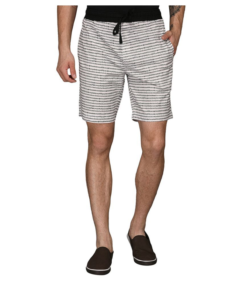 JadeBlue White Shorts