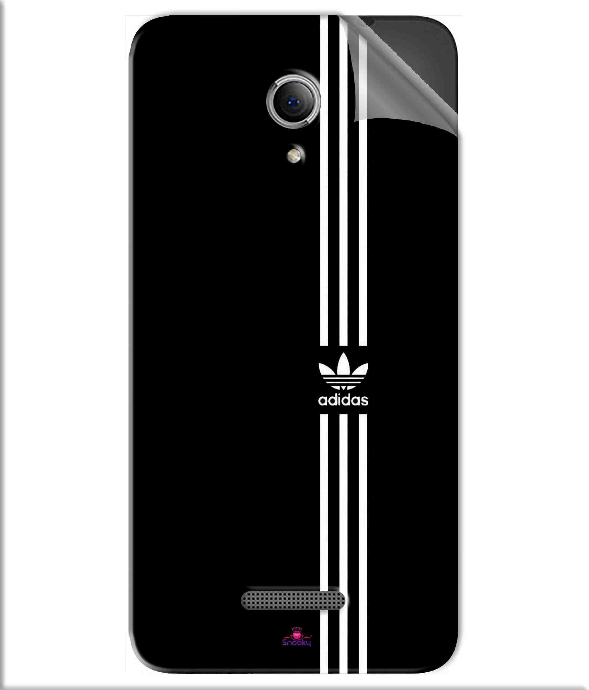 Micromax Canvas Pace 4G Designer Sticker By snooky
