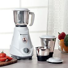 Wonderchef Prime Mixer Grinder 500 Watt 3 Jar Mixer Grinder