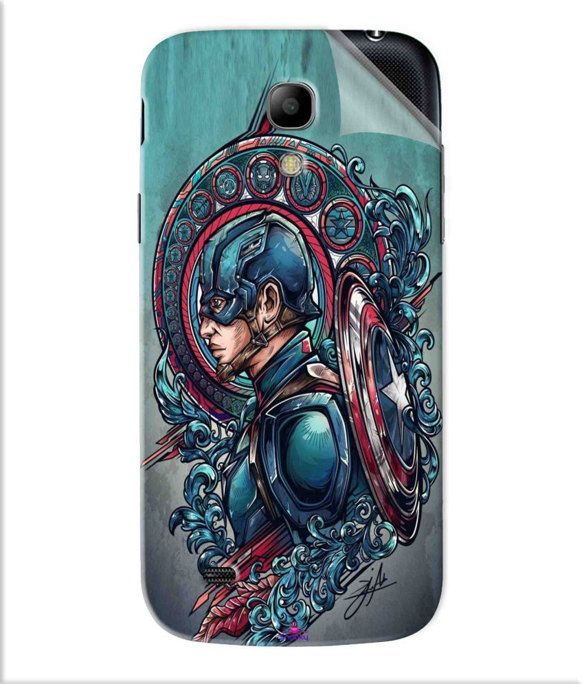 Samsung Galaxy S4 Designer Sticker By snooky