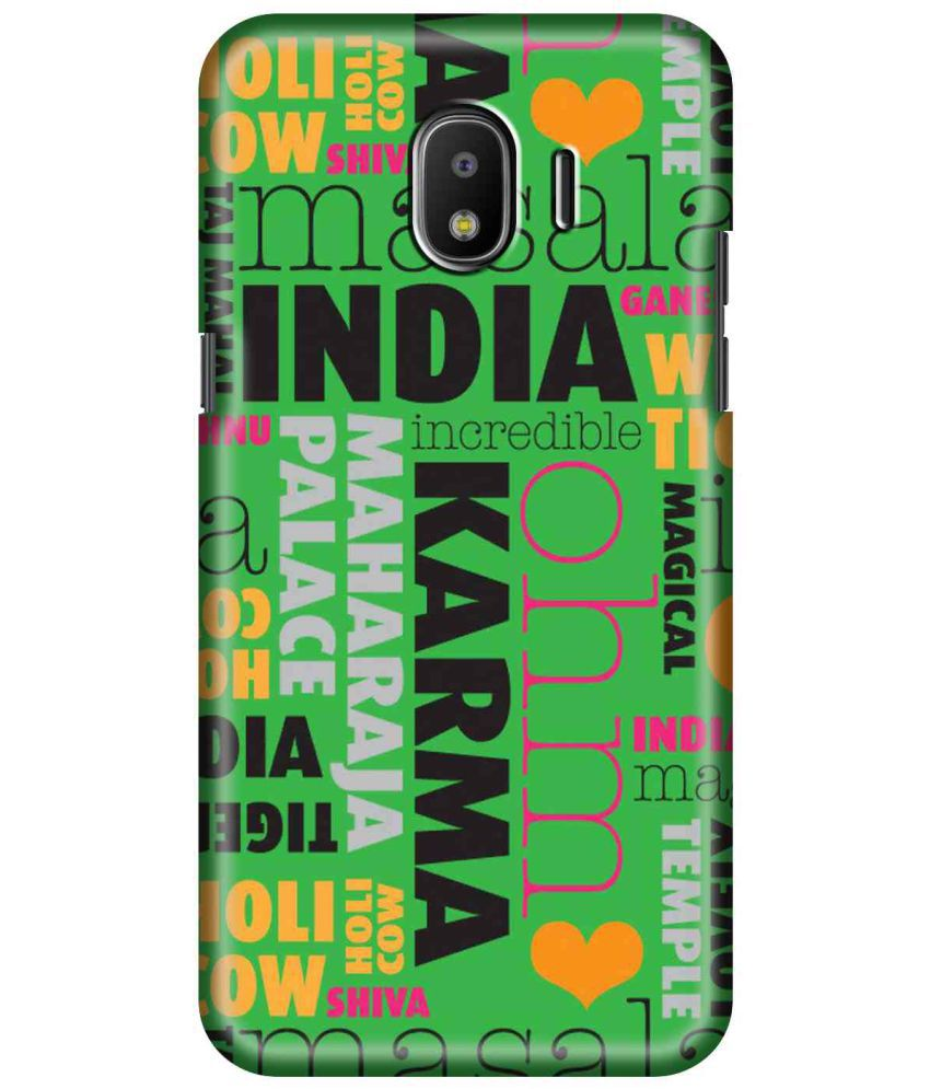 Samsung Galaxy J2 2018 3D Back Covers By ZAPCASE