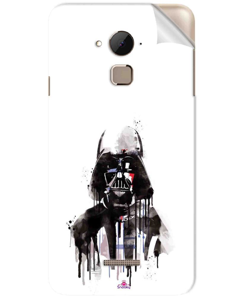 Coolpad Note 3 Plus Designer Sticker By snooky