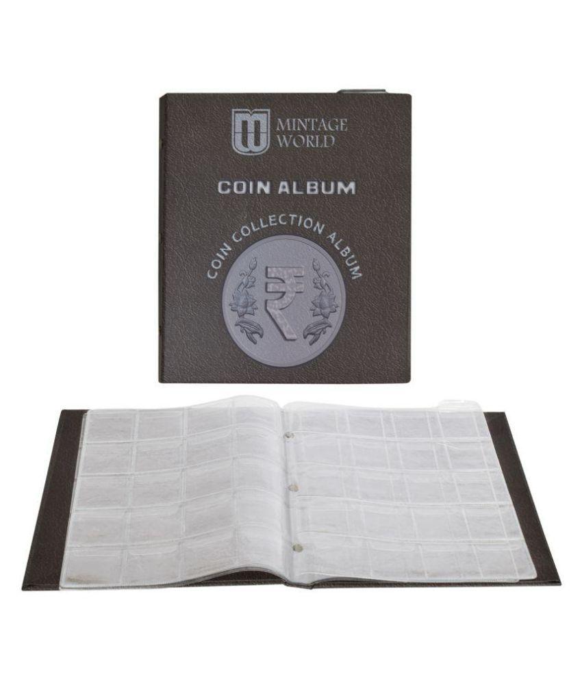 coin collection album