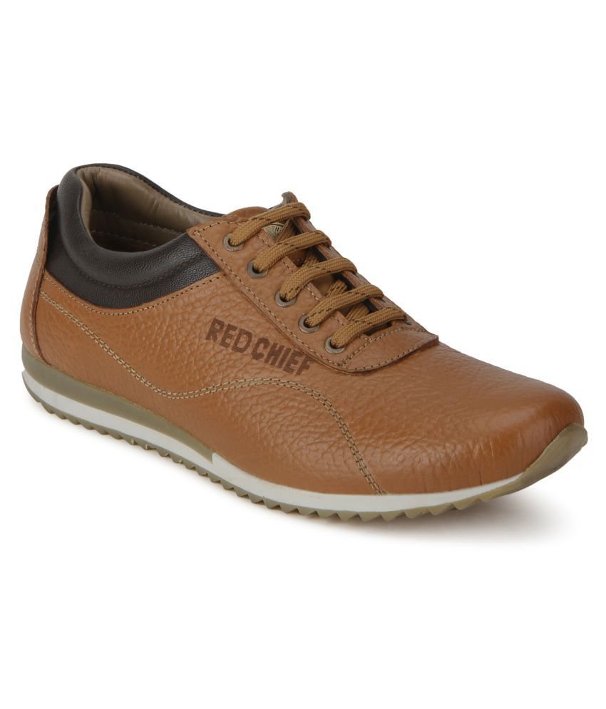 Red Chief RC3522 107 Lifestyle Brown Casual Shoes