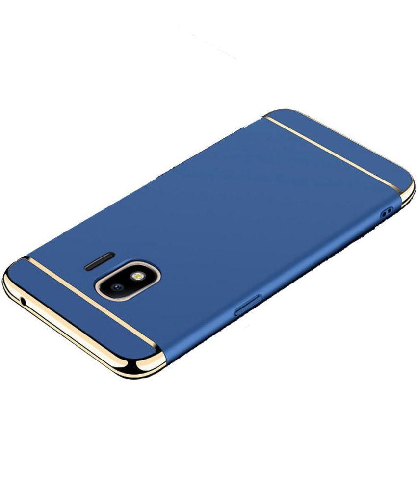 best sneakers a1c0c 149c3 Samsung Galaxy J2 2018 Plain Cases 2Bro - Blue