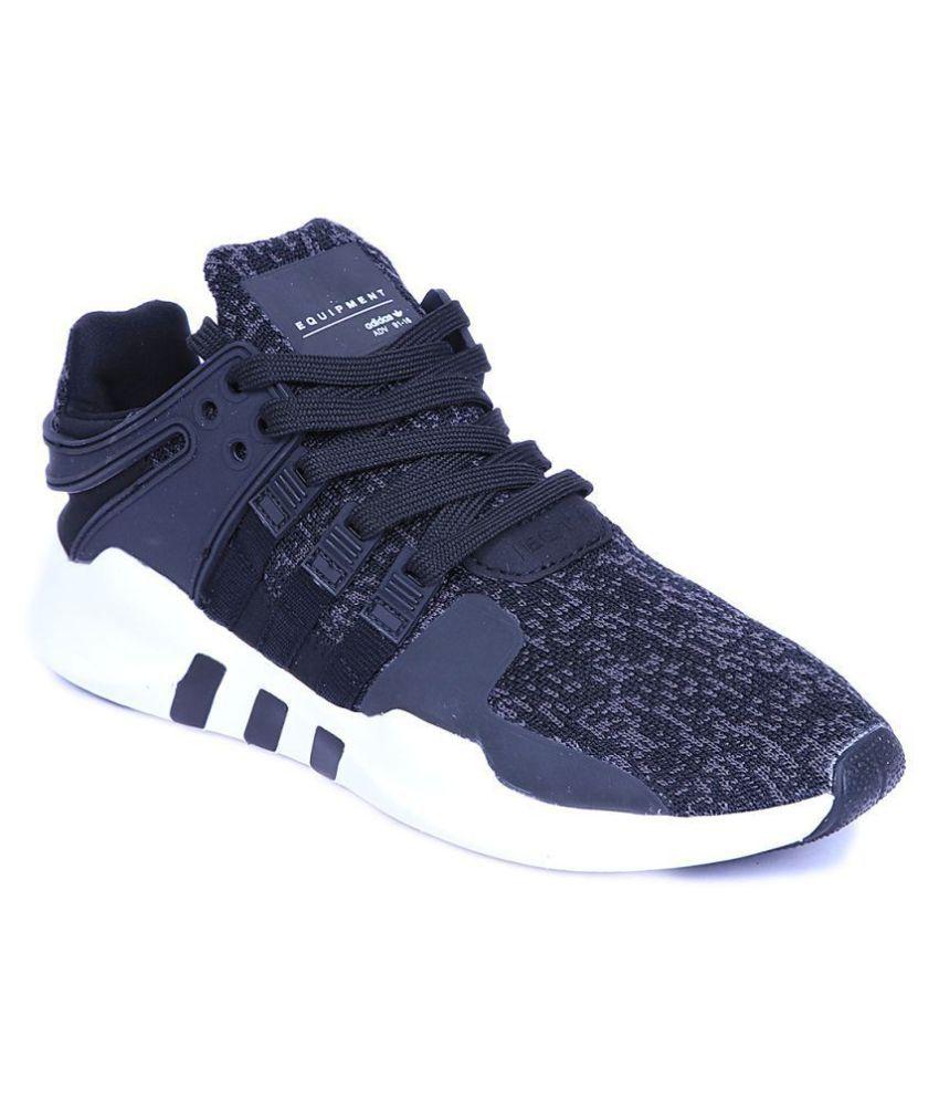 on sale 6e0ab 7aa19 Adidas equipment 2018 Black Running Shoes - Buy Adidas ...