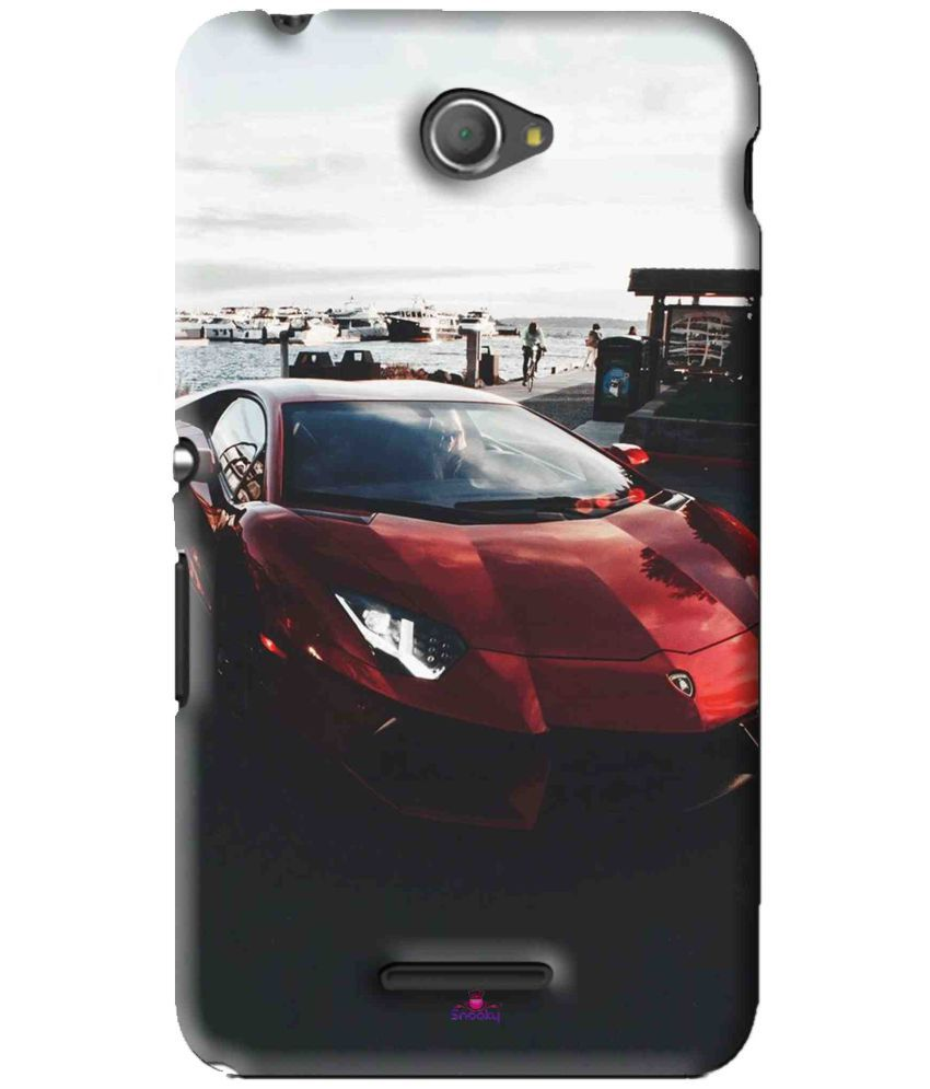 Sony Xperia E4 3D Back Covers By Snooky