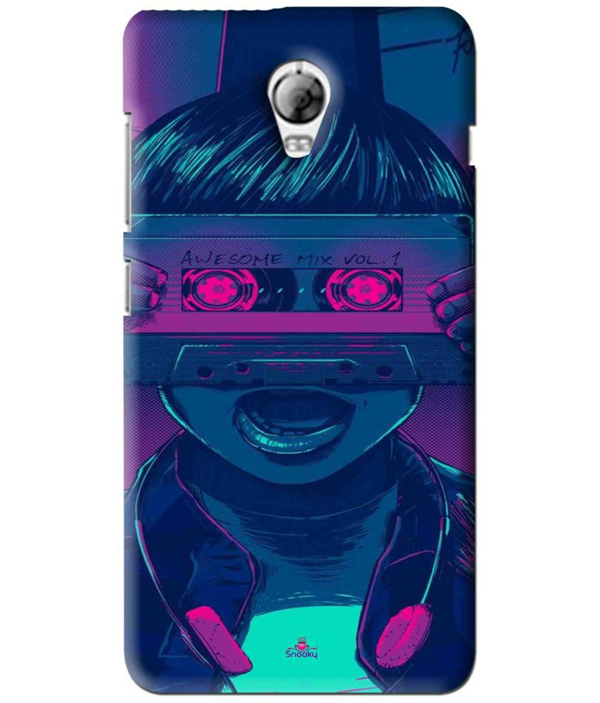 Lenovo Vibe P1 3D Back Covers By Snooky