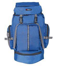 Bleu 45-60 litre Rucksack Hiking Bag