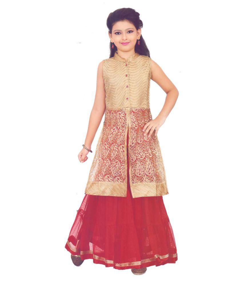 2c33374f11 HEY BABY DESIGNER BAJIRAO MASTANI DRESS FOR GIRLS