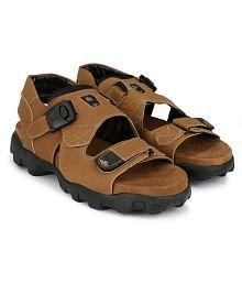 Lee Peeter Brown Sandals