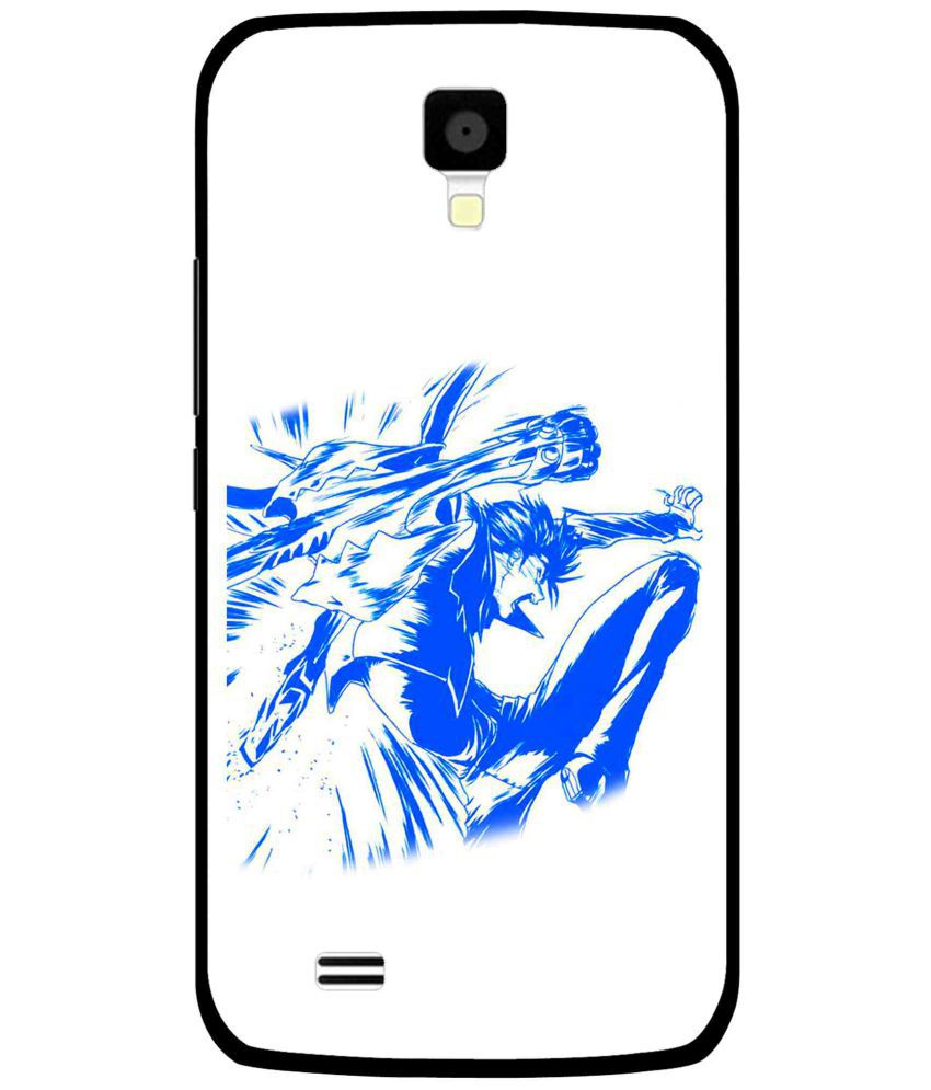Gionee Pioneer P2S Printed Cover By Snooky