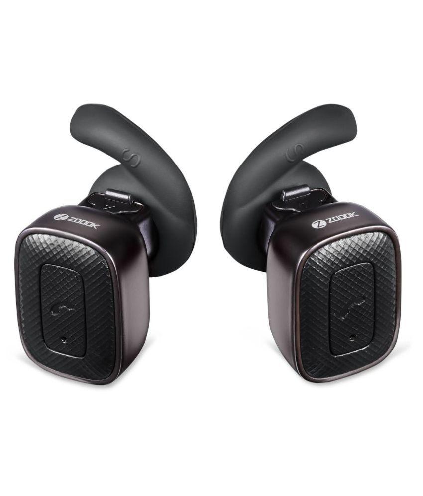 ed66abad4f6 Zoook ZB-ROCKER VIBES Ear Buds Wireless Earphones With Mic - Buy ...