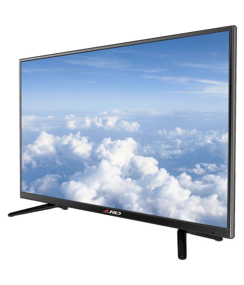 ... Fu0026D 4002 SI 102 Cm ( 40 ) Full HD (FHD) LED Television ...