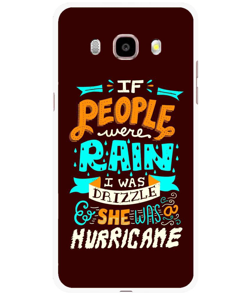 Samsung Galaxy J7 (2016) Printed Cover By Snooky