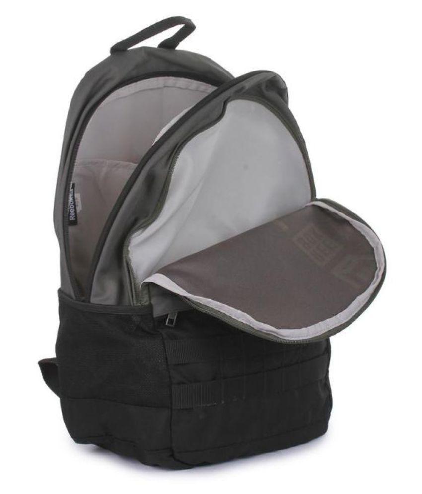 626b056d79 ... Reebok Gray Kids Rebelz Backpack