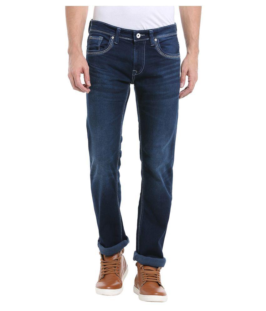 Lawman Pg3 Blue Slim Jeans