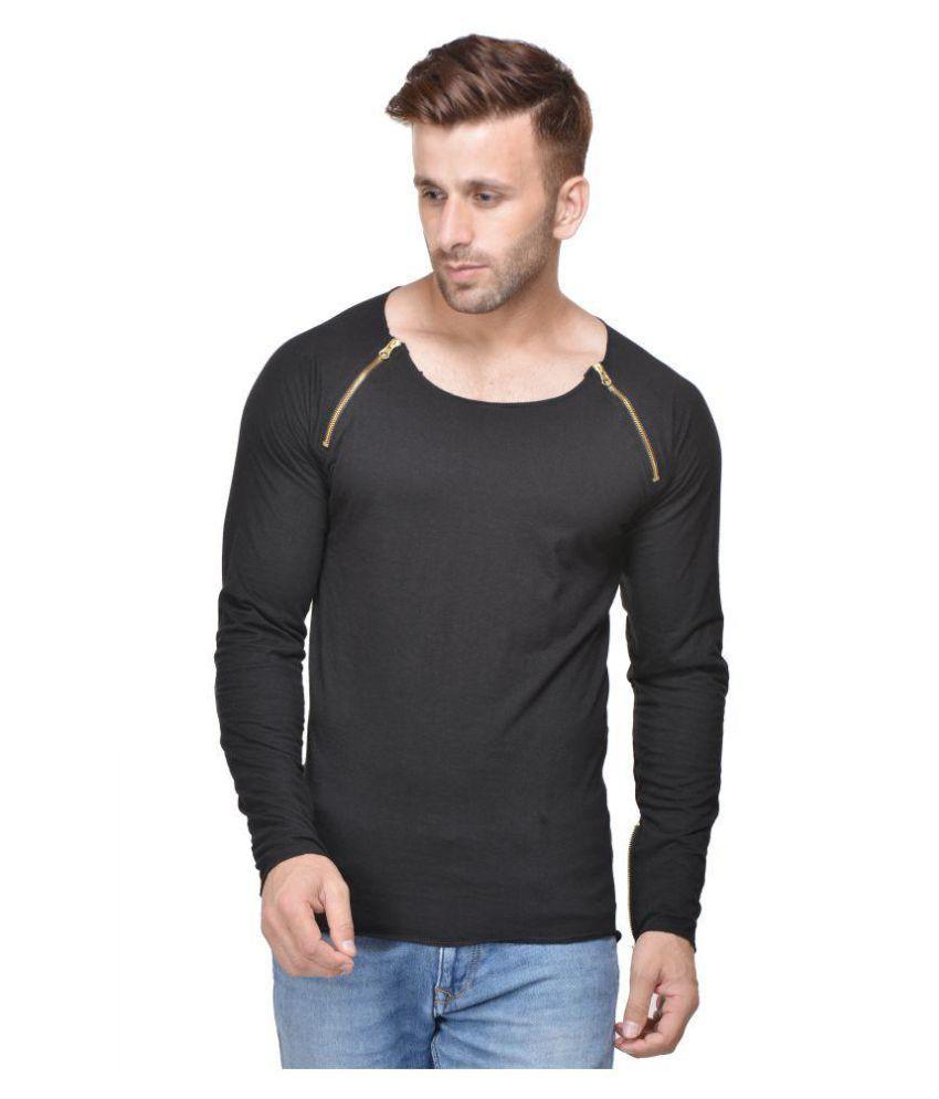 Acomharc Inc Black Round T-Shirt