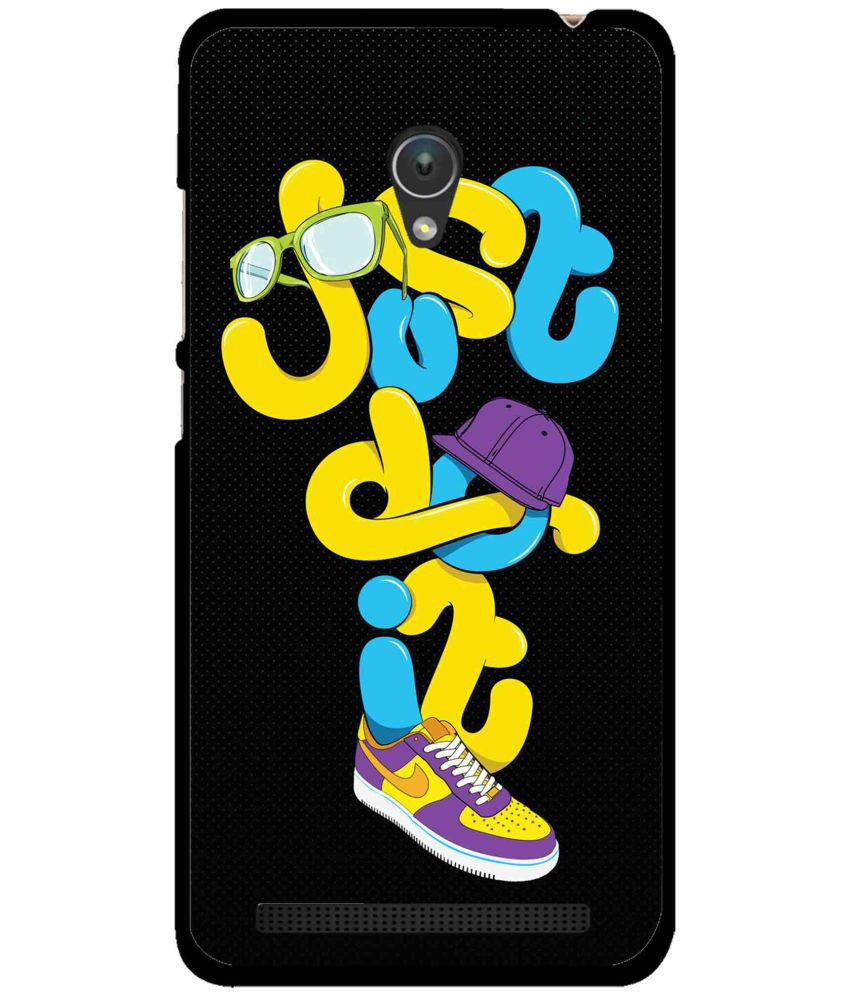 Asus Zenfone Go ZC451TG Printed Cover By Snooky