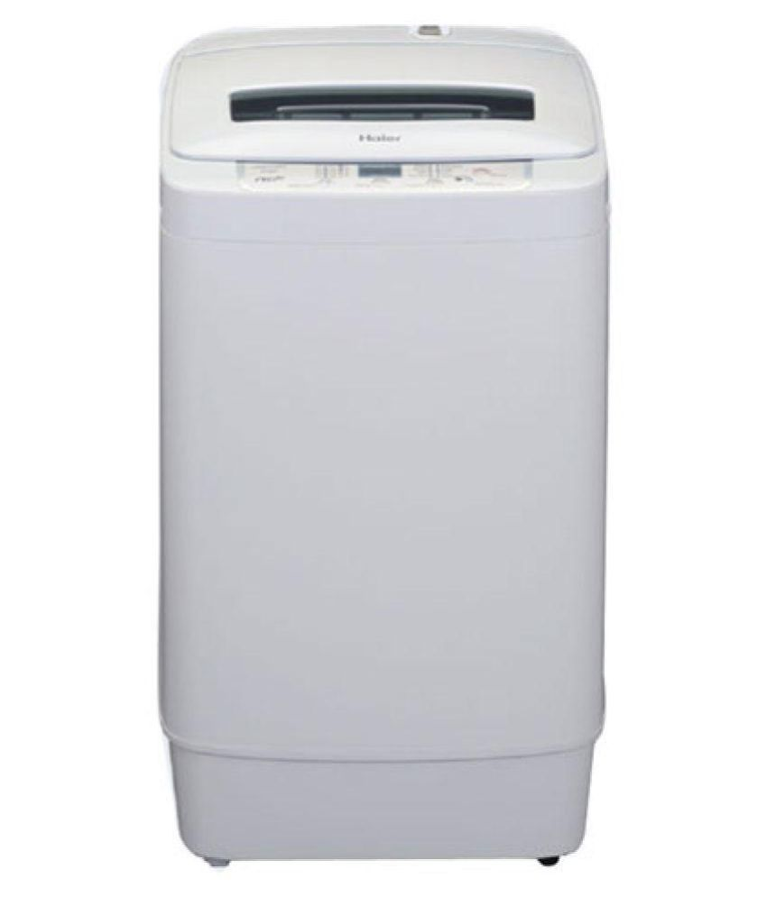 Haier HWM 60-918 NZP Top  Loading Fully Automatic washing  machine