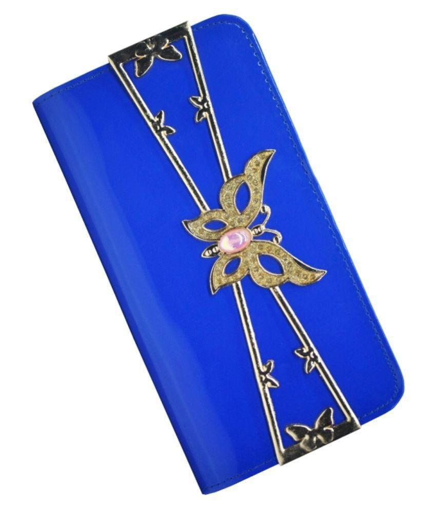 K-ONLY Blue Wallet
