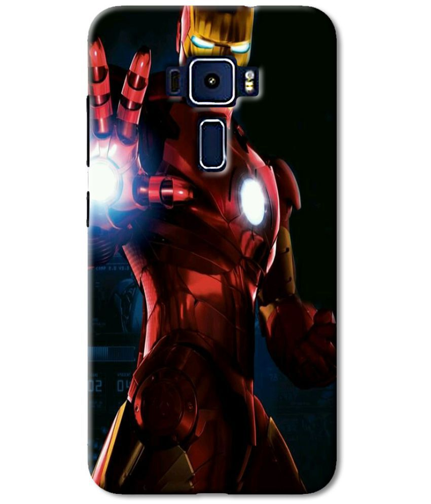 Asus Zenfone 3 ZE552KL Printed Cover By Case King