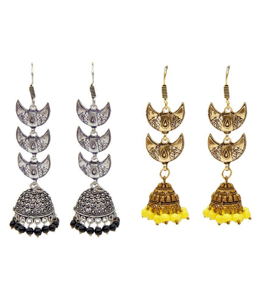 Malifionna Fashionable Earring Combo -MFER008-003