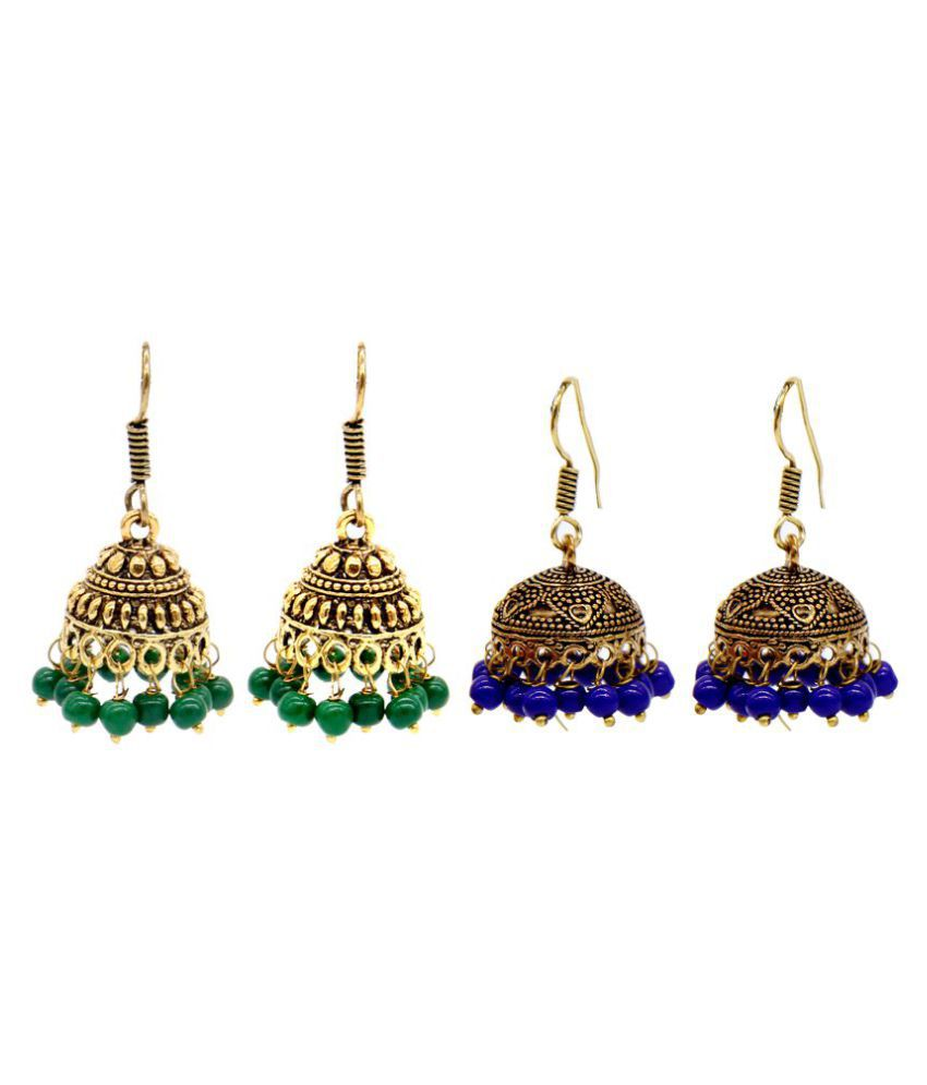 Malifionna Fashionable Earring Combo -MFER070-039