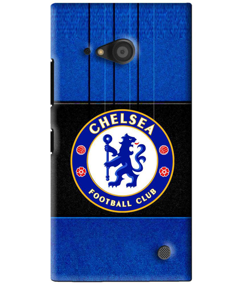 Microsoft Lumia 735 Printed Cover By Snooky