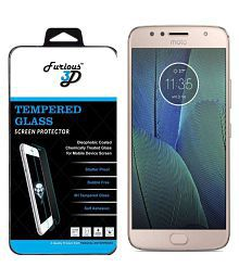 Motorola Moto G5S Plus Tempered Glass Screen Guard By Furious3D
