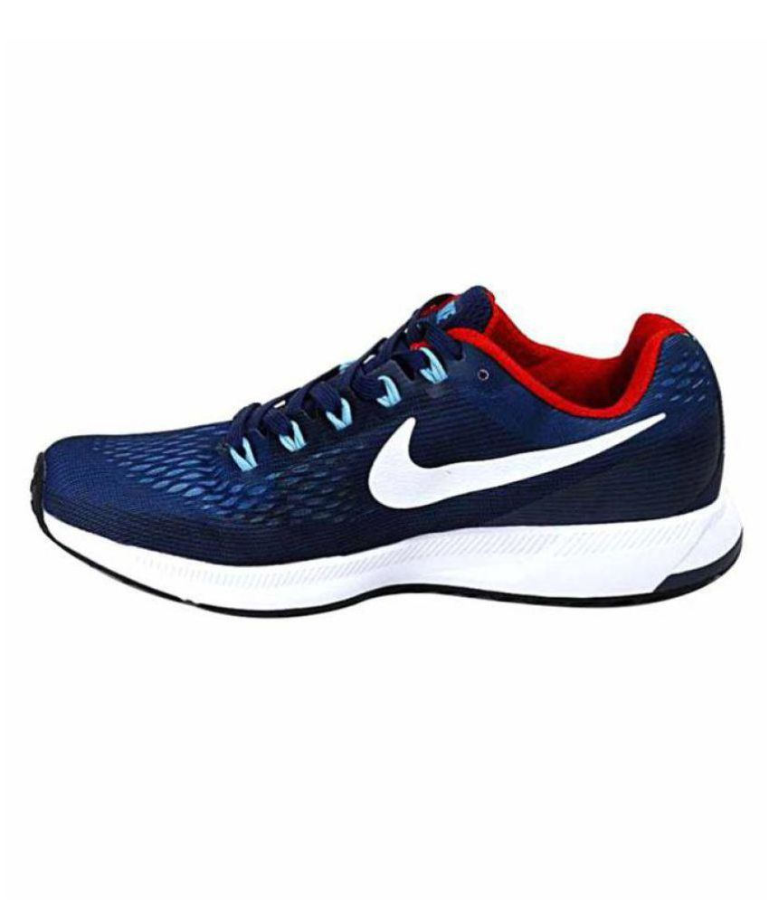 new products 72839 50a24 Nike AIR ZOOM PEGASUS 34 Running Shoes - Buy Nike AIR ZOOM PEGASUS 34  Running Shoes Online at Best Prices in India on Snapdeal