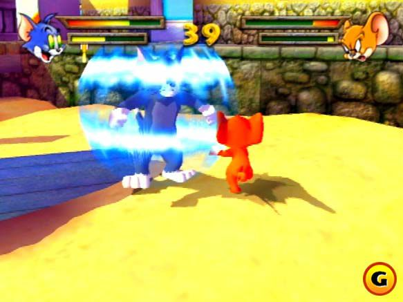 f38befd0e177 Buy tom and jerry war of the whiskers PC ( PS2 ) Online at Best Price in  India - Snapdeal
